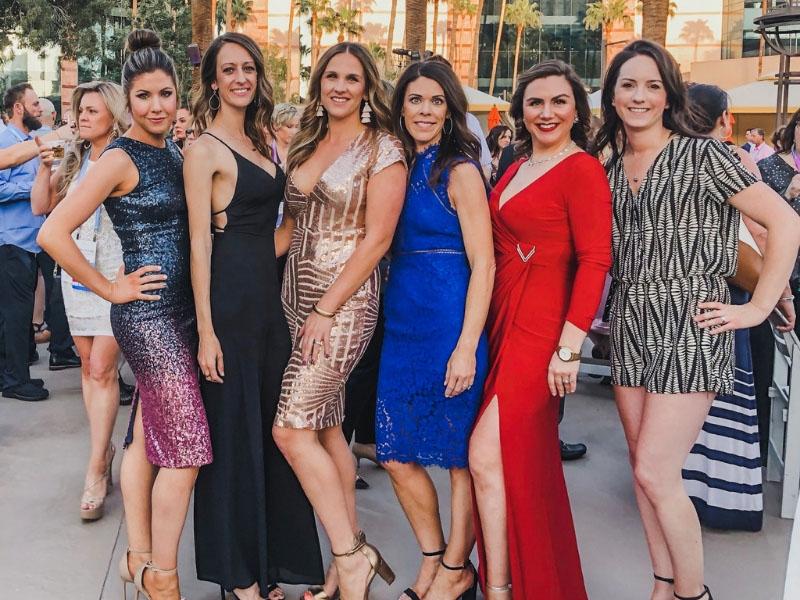 Las Vegas Recap | Monat | 2019