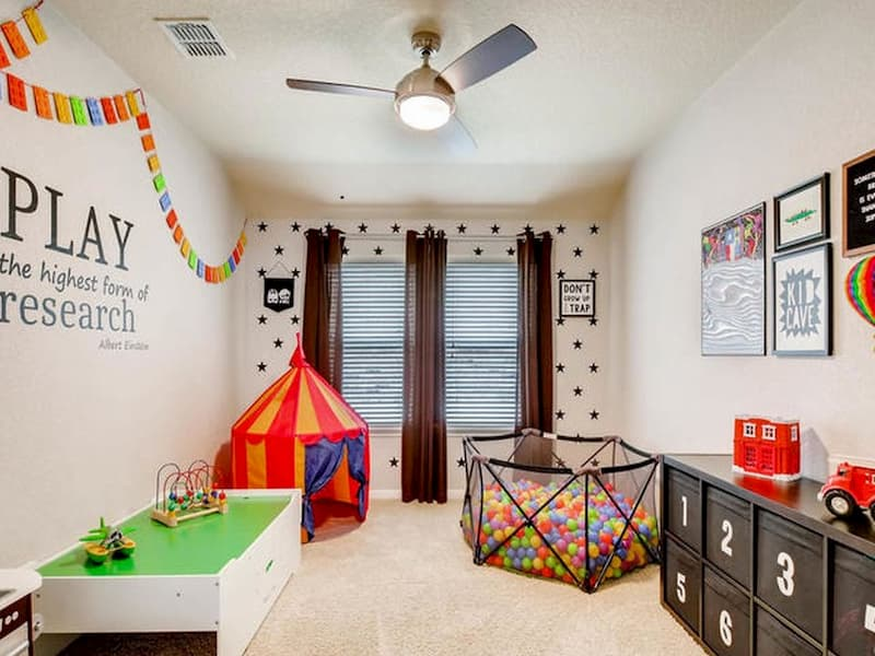 Playroom Ideas: 10 Things Every Playroom Needs