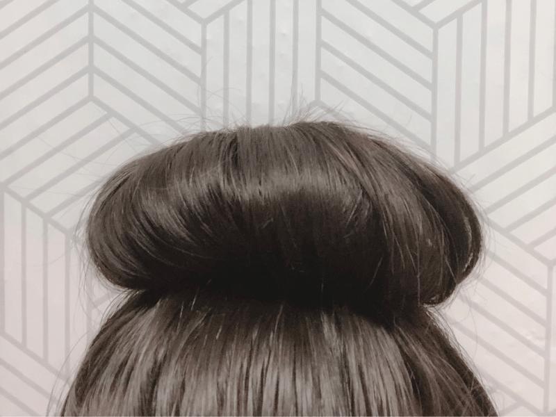 Hair treatment for split ends