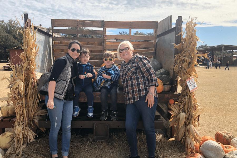 family photos sweet berry farm