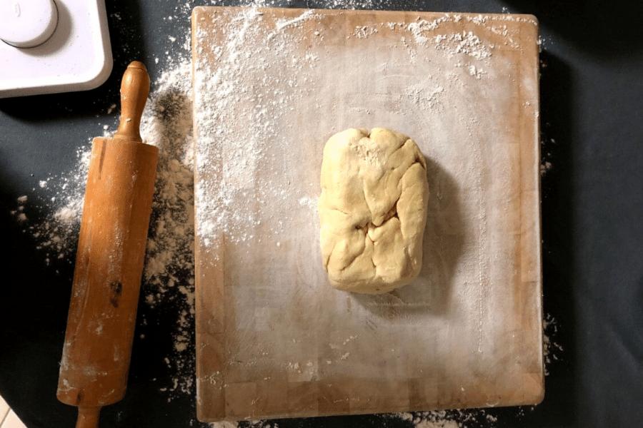 homemade cinnamon roll dough recipe