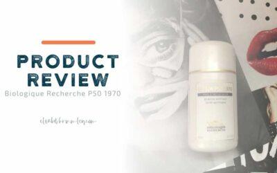 Product Review: Biologique Recherche P50 1970