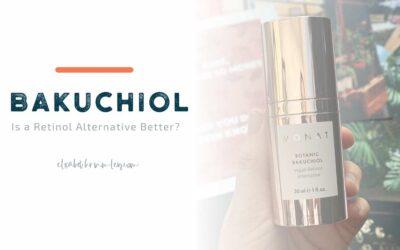 Retinol Alternative.  What is Bakuchiol?