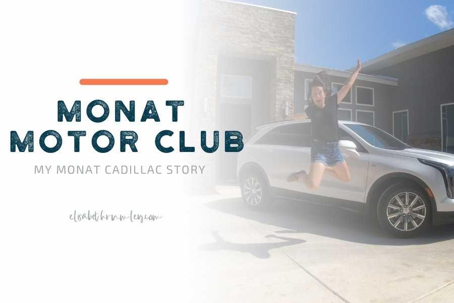 Monat Motor Club: My Monat Cadillac Story