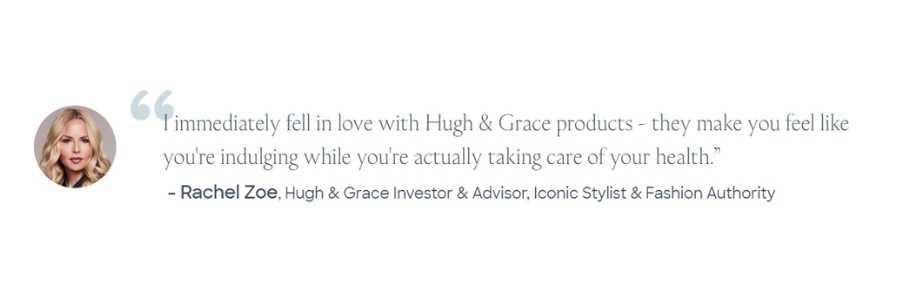 Rachel Zoe Hugh & Grace